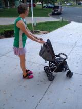 Strollercize and Why Walking Properly Matters